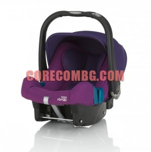 Britax Romer - Столче за кола - Romer Baby-SAFE Plus SHR II