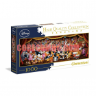 CLEMENTONI - 1000ч.Пъзел High Quality Collection Panorama Disney Orchestra