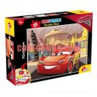 Lisciani - Пъзел SUPERMAXI 35 CARS 3 GO! GO! GO!
